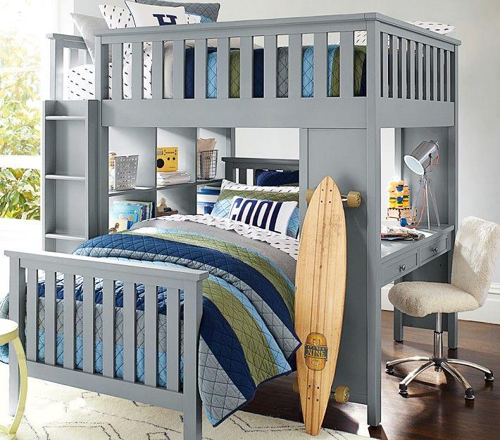 Kinder Etagenbett Sets Zimmer Etagenbett Loft Betten