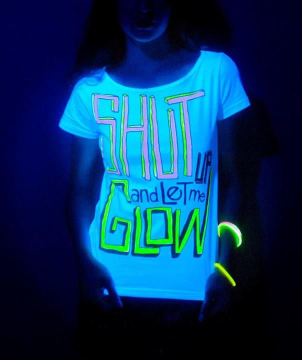 neon party kleding