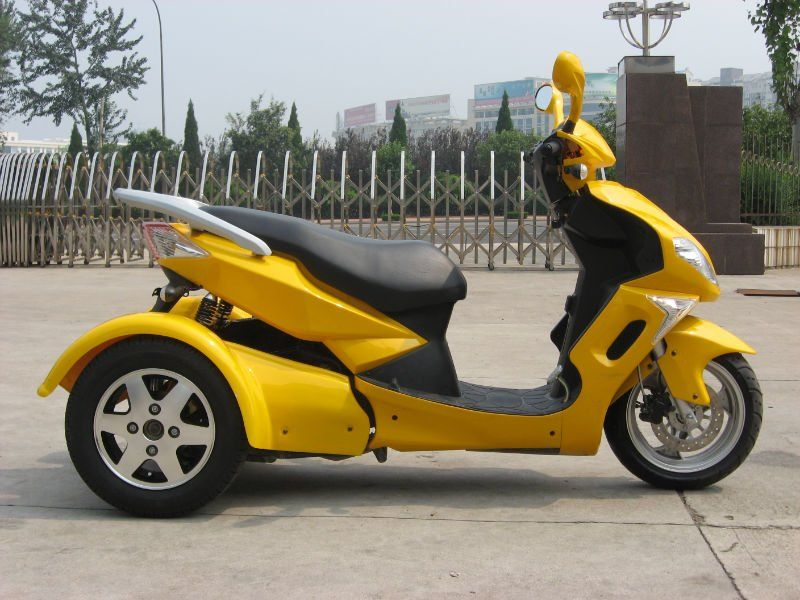 150cc three wheel scooter | scoot! scoot! | Motor scooters
