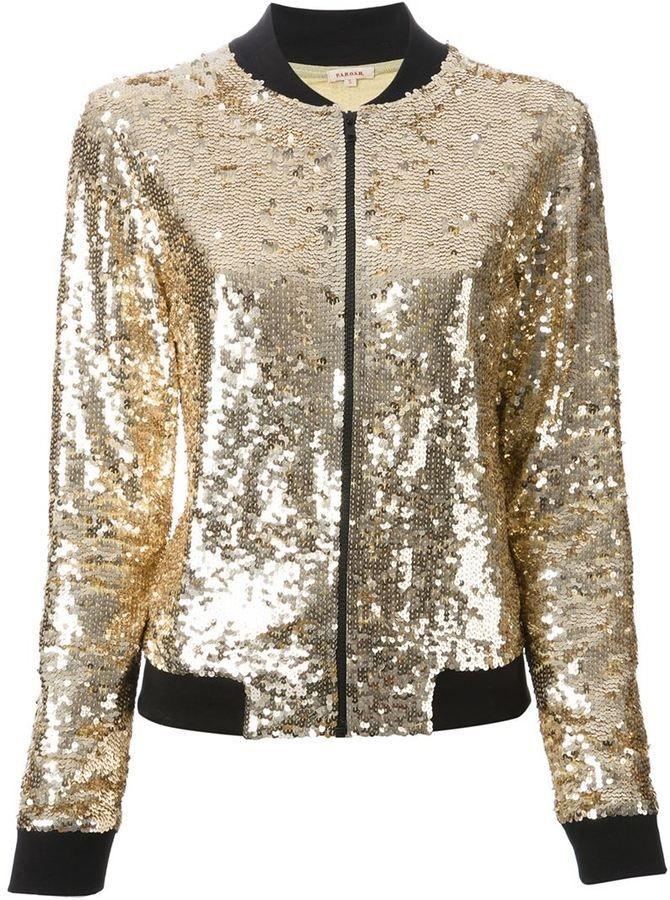 4d48c859 Sequin Bomber Jacket | Clothes | Bomber Jacket, Jackets, Sequin jacket