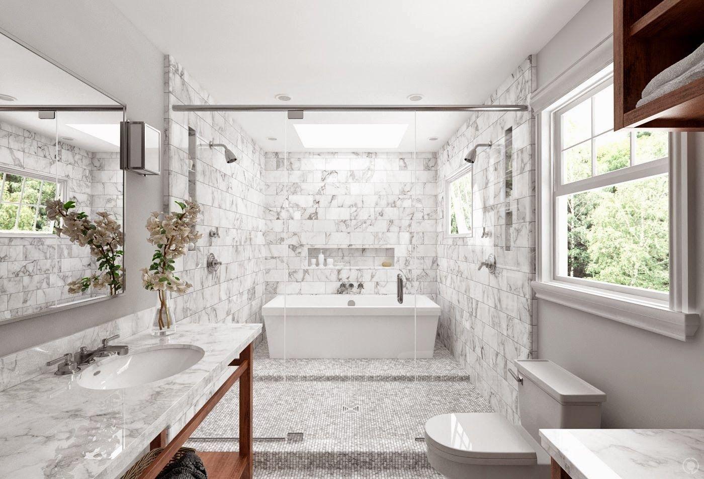 Evermotion Archinteriors 11  CG Daily News  Bathroom tile