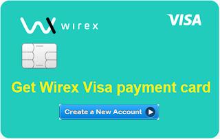 افضل بطاقه فيزا كارد للعملات المشفره Wirex Visa Visa Card Visa Cards