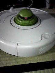 ザクとルンバの邂逅 Zaku meets Roomba