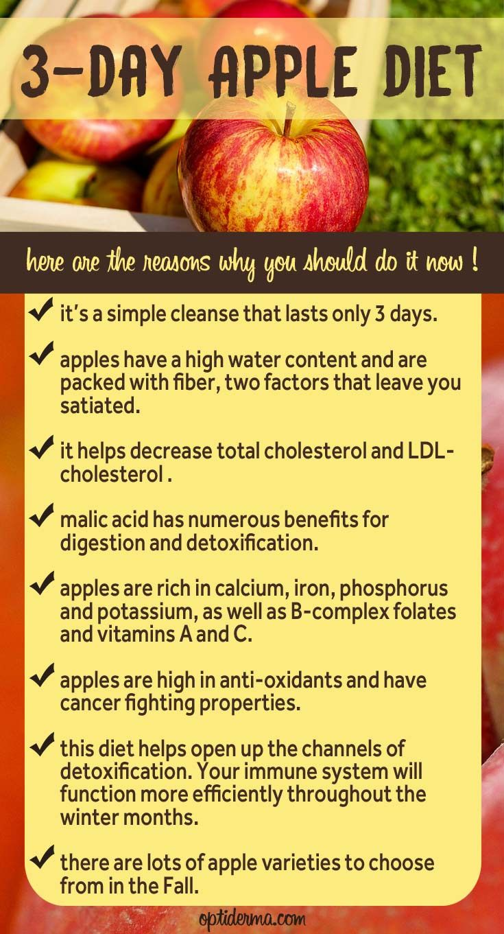 Apple Cider Diet Drink Recipe