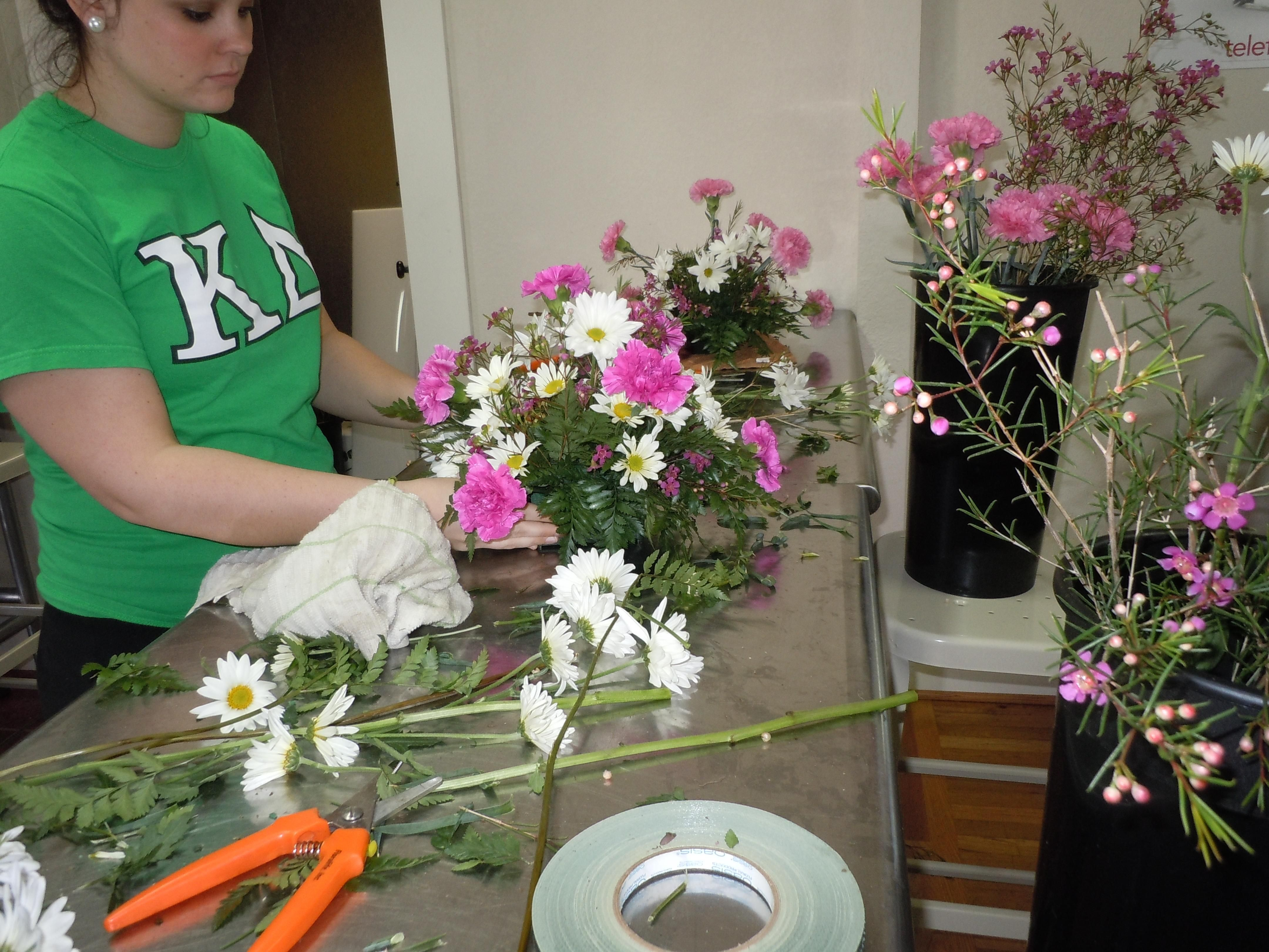 Floral Design Certificate Program