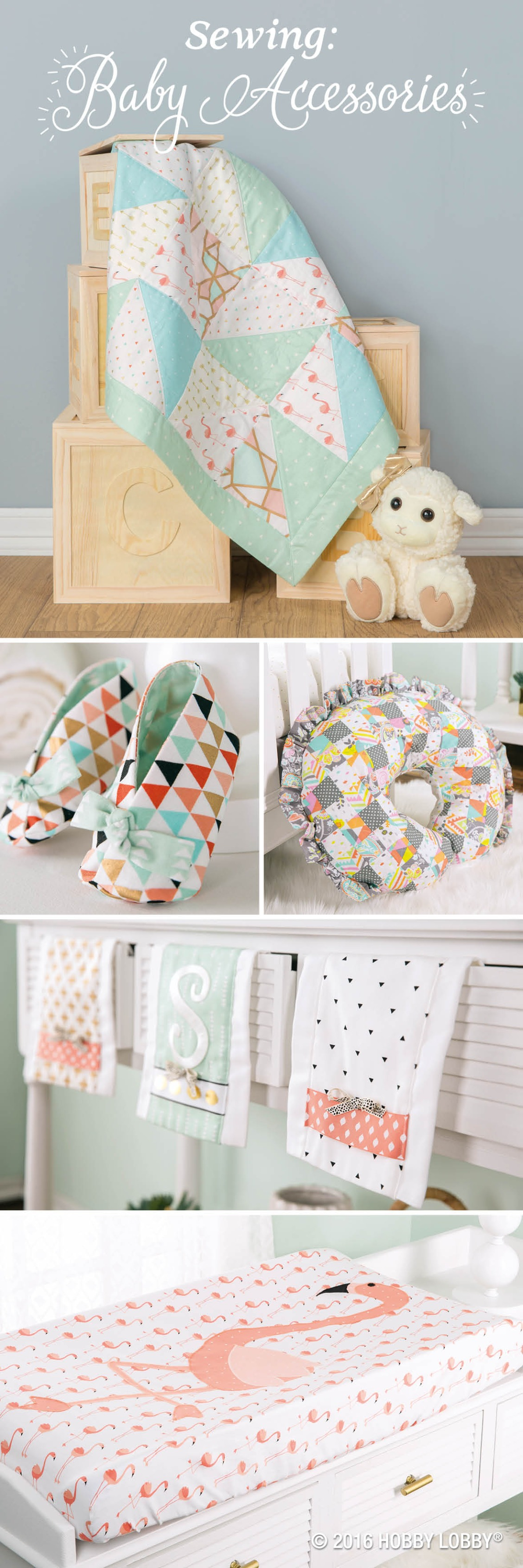 Surround your little one with DIYs full of comforting ...