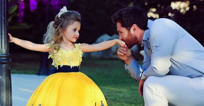 20 Cosas que un PAPÁ debe hacer con su hija ¡A llorar en 3…2…1…!