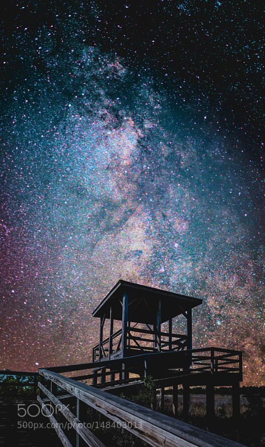 Popular on 500px : Milky Way by ChanMyWorld