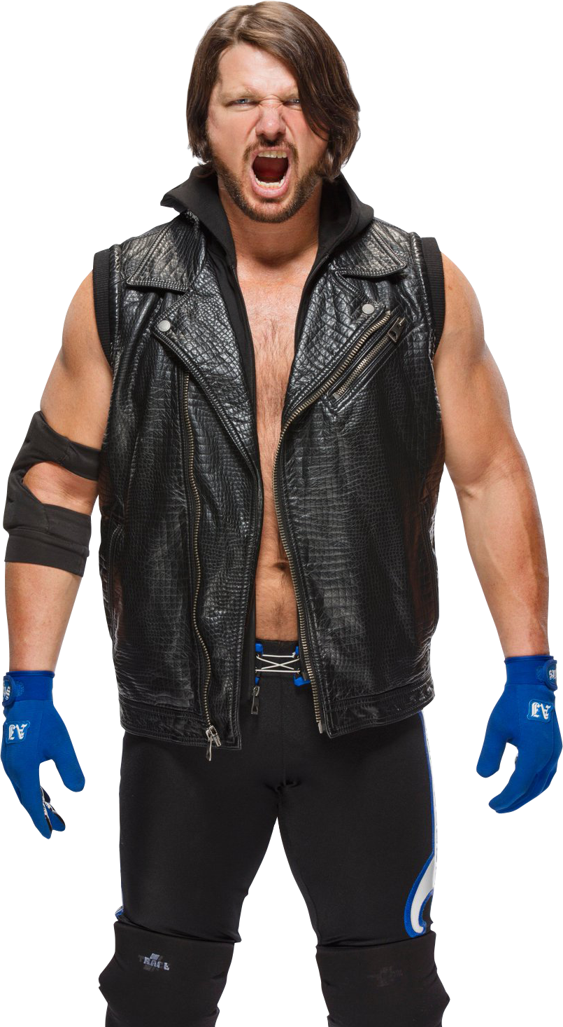 Styles Aj Styles Professional Wrestlers Style