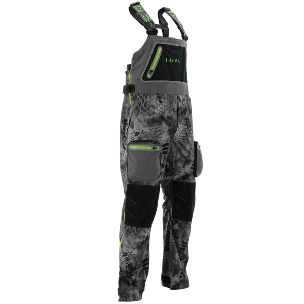 Huk Next Level Kryptek All Weather Bib Fishing Boots Fishing Shoes Performance Fishing Apparel