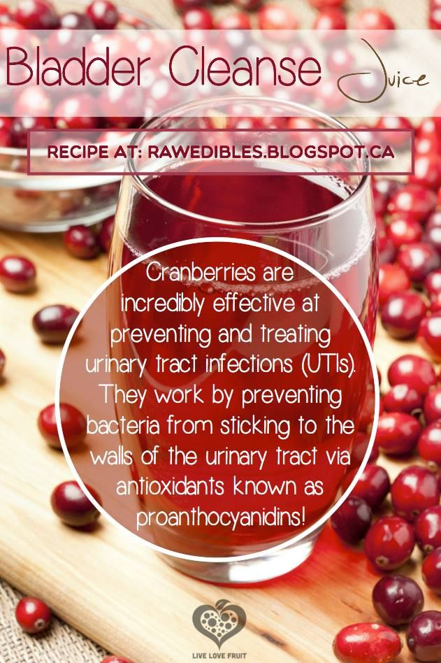 Bladder Cleanse Juice Healthy juice recipes, Healthy
