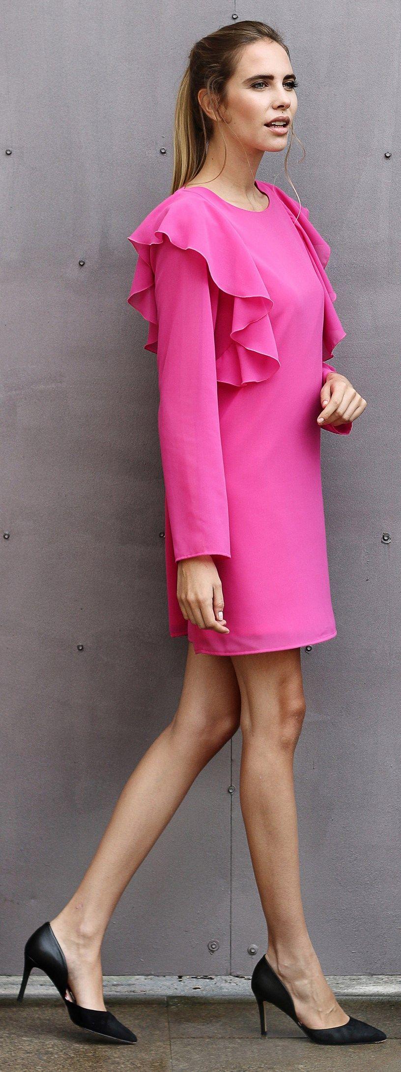 Vestido Claudina / Claudina dress   FALL WINTER 15/16 LOOKBOOK ...