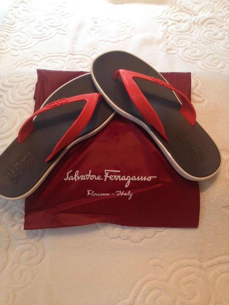 037bfb4a4d9cf Salvatore Ferragamo Nizza Flip Flops