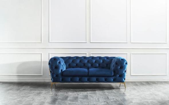 Glamour Loveseat Love Seat Modern Loveseat Modern Sofa