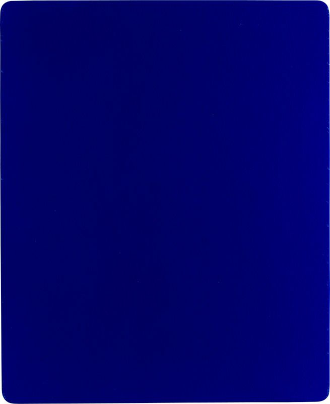 Klein Yves Monochrome Bleu 1960 99x153cm Mnam Pigment Pur