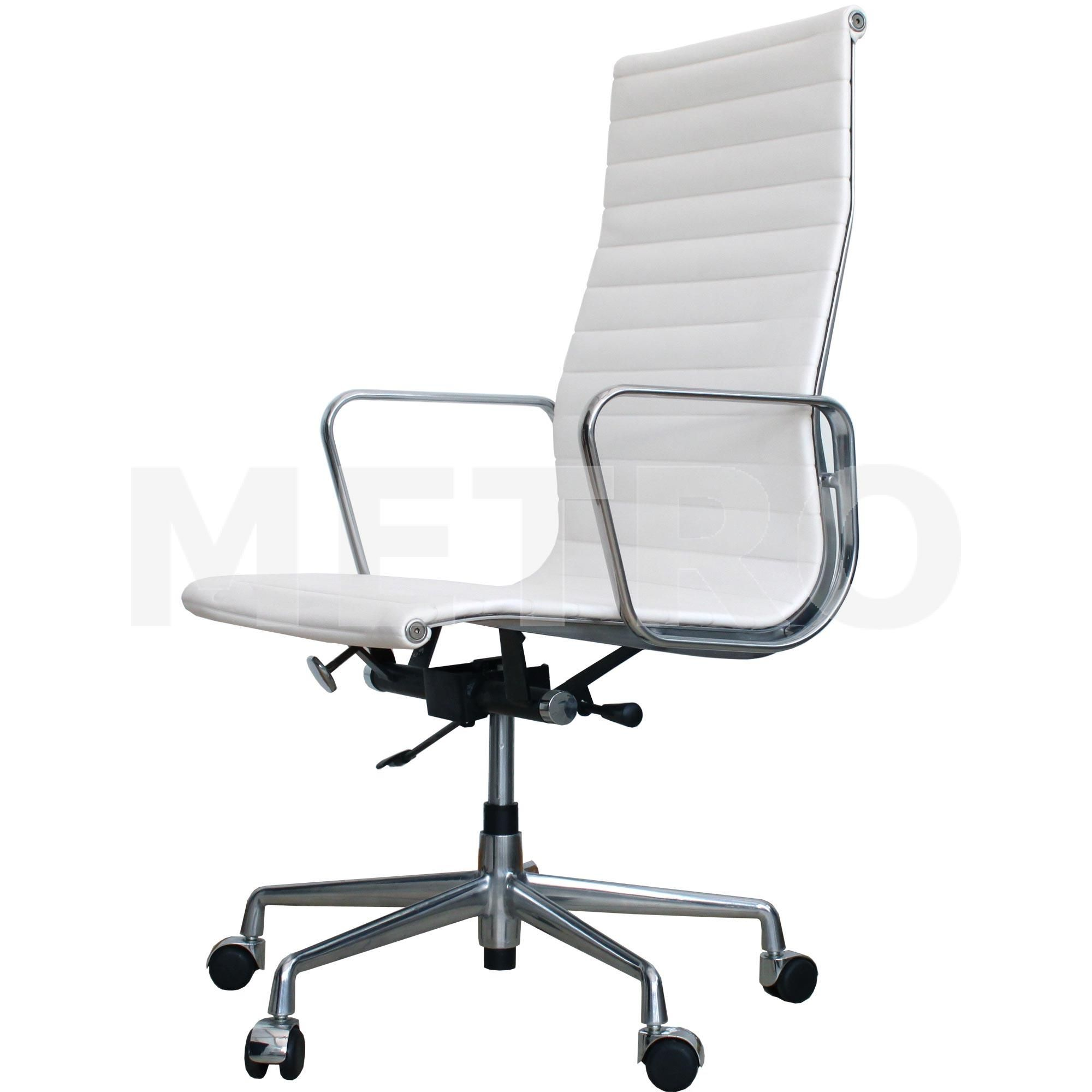 charles ray eames ea 119 aluminium group chair 1958 deco