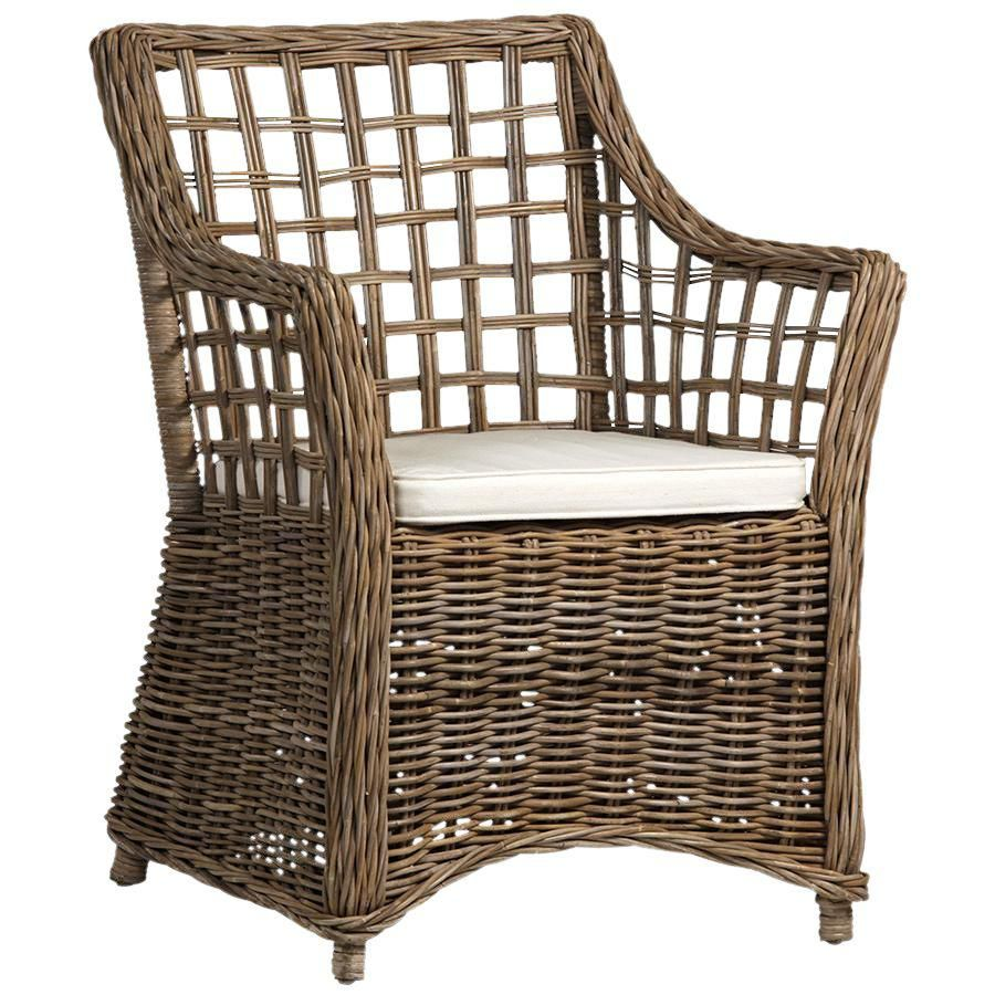 Wicker lattice dining chair dining chairs lattice design and
