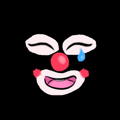 Clown Face Paint Roblox Clown Face Paint Clown Faces Clown