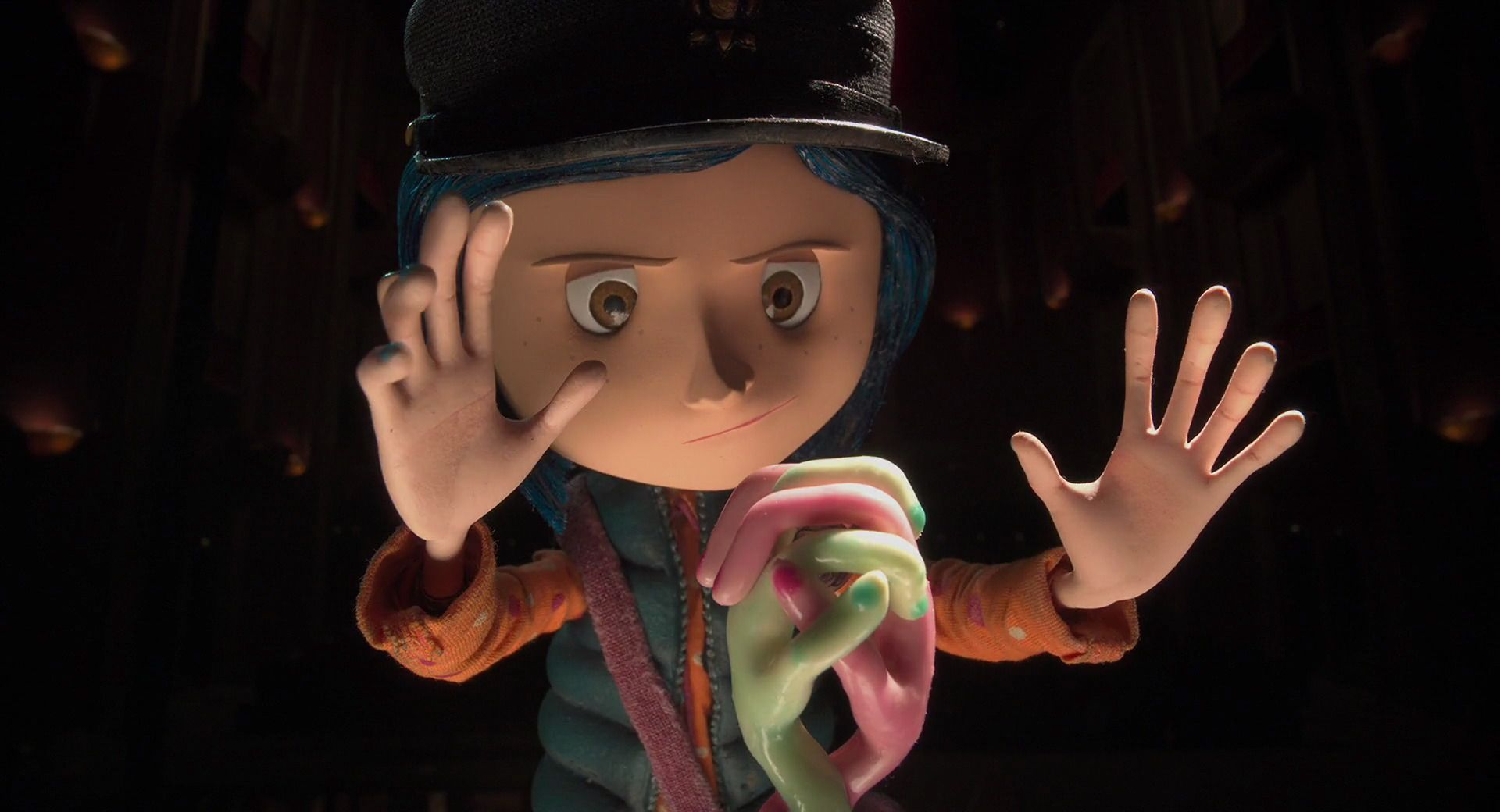 Coraline 2009 Animation Screencaps In 2020 Coraline Coraline Jones Animation