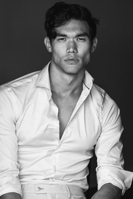 Модели мужчины азиаты фото