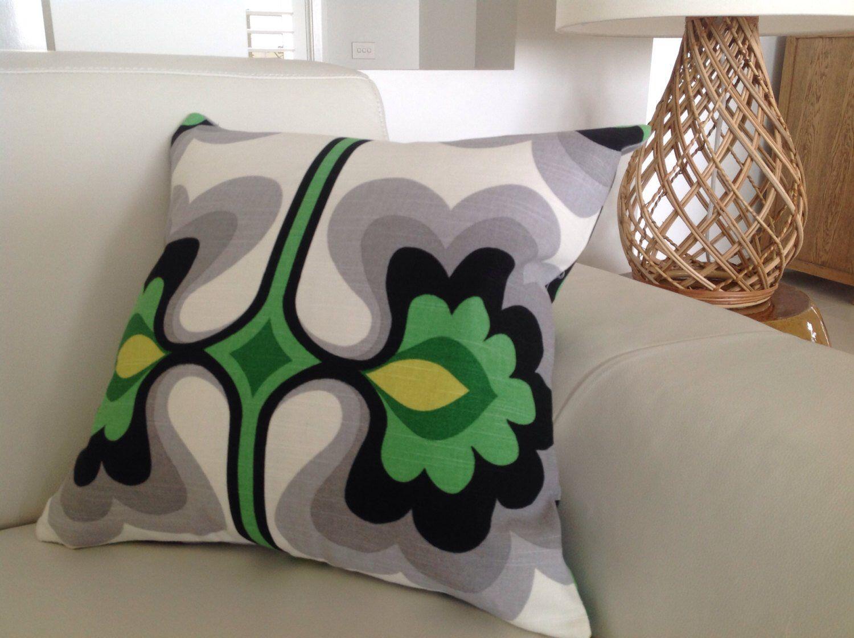 Retro pillows urban floral style cushions