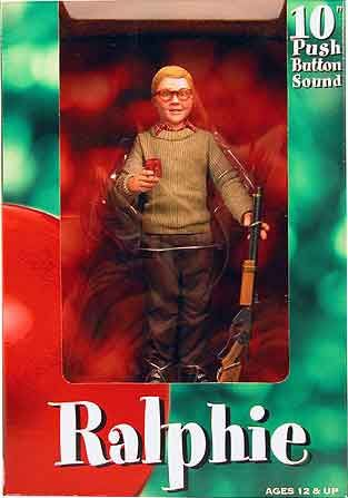 """Ralphie 5"""" Action Figure by NECA A Christmas Story"""
