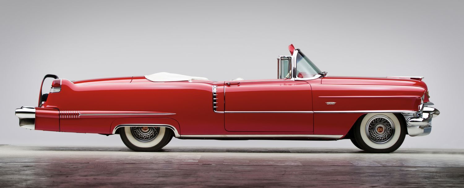 1956 cadillac deville for sale on classiccars com 9 - 1956 Cadillac Series 62 Convertible