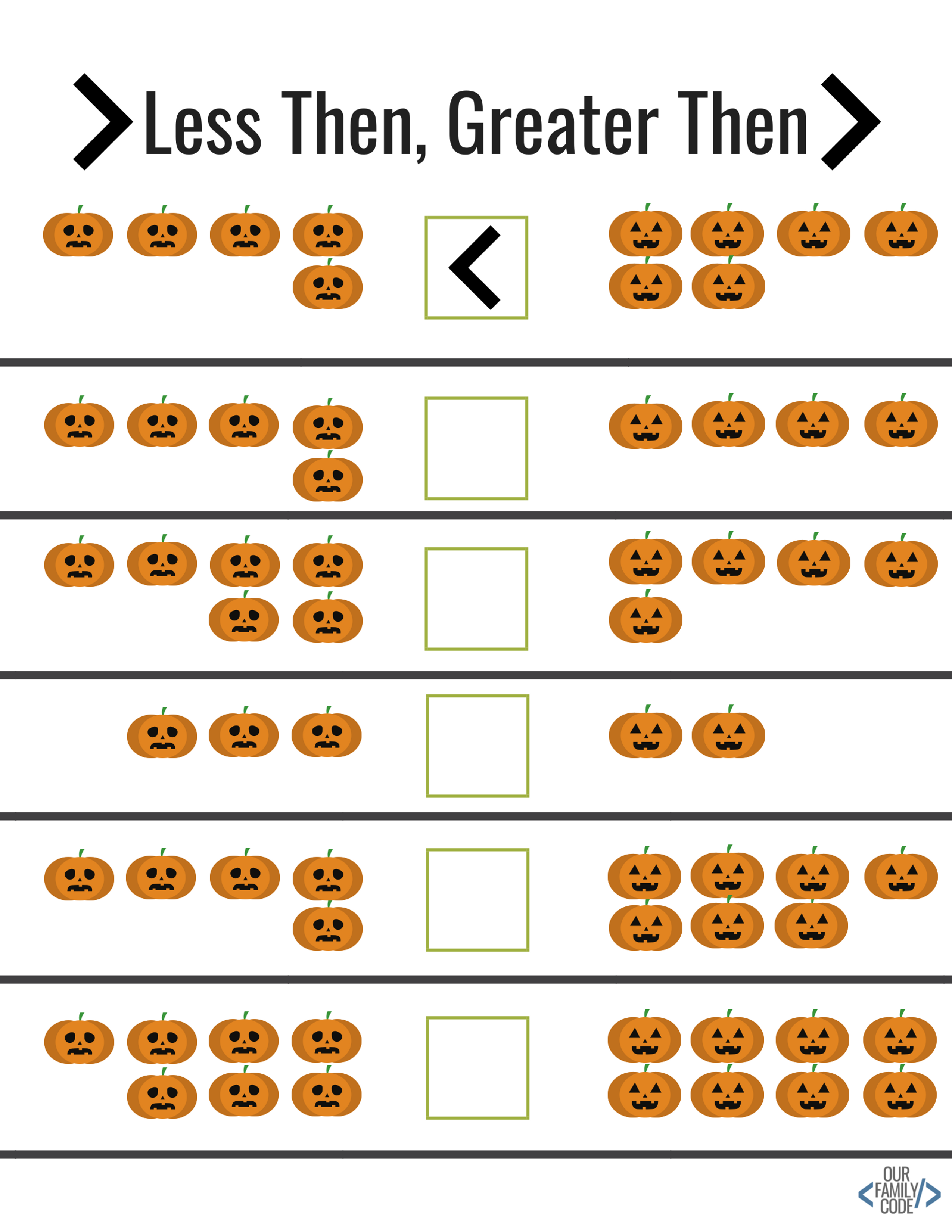 Download Your Free Halloween Activity Worksheets For Kids