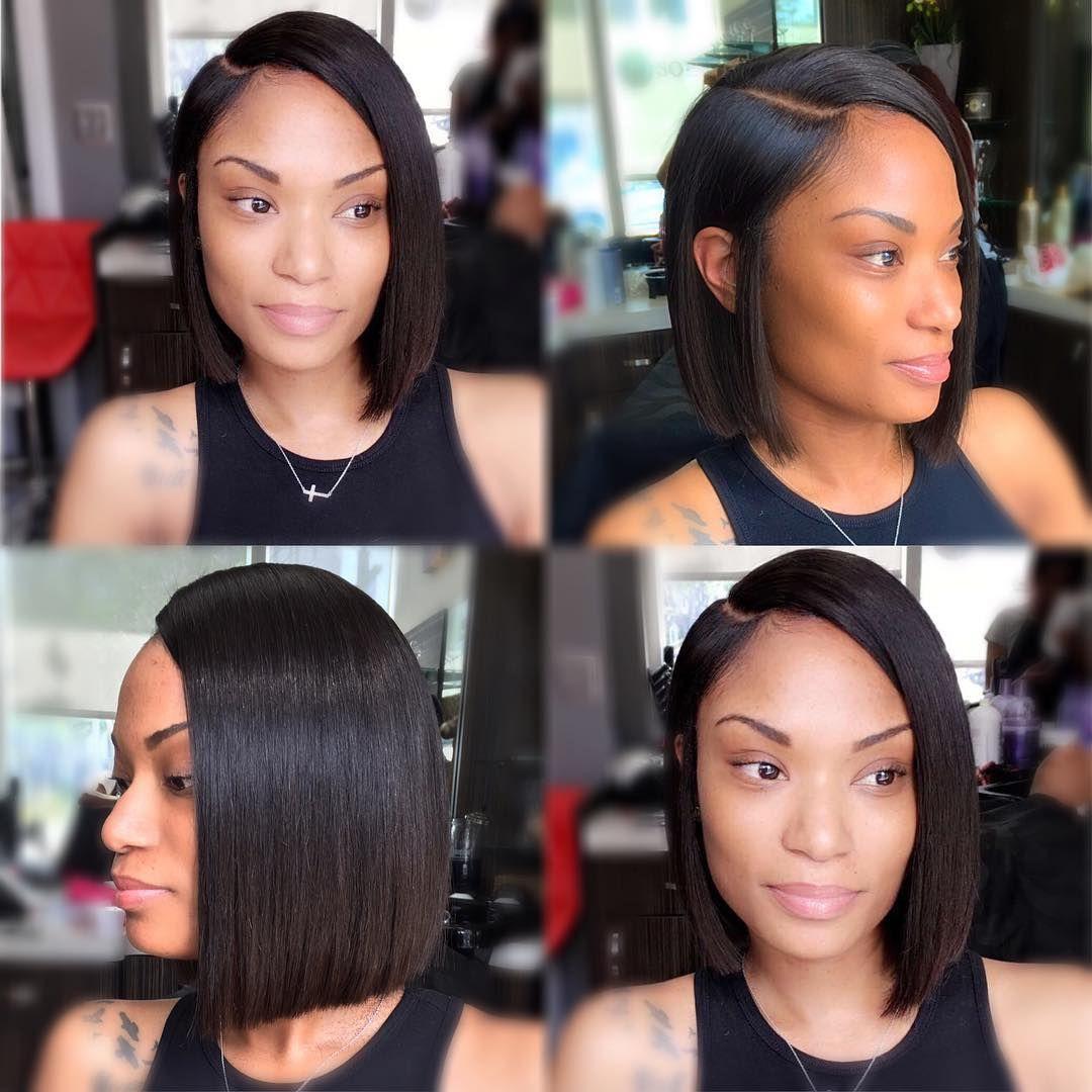 11 Fierce Relaxed Bobs For Black Women Hairstyle Guru