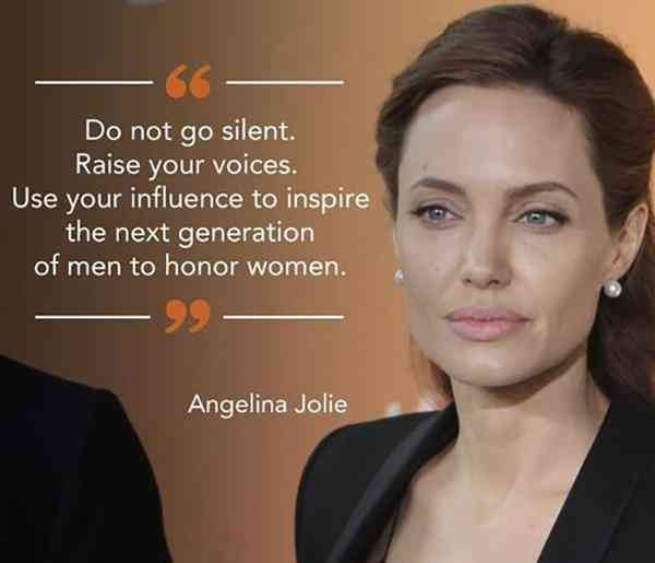 12 Quotes That Prove Angelina Jolie Should RULE The World