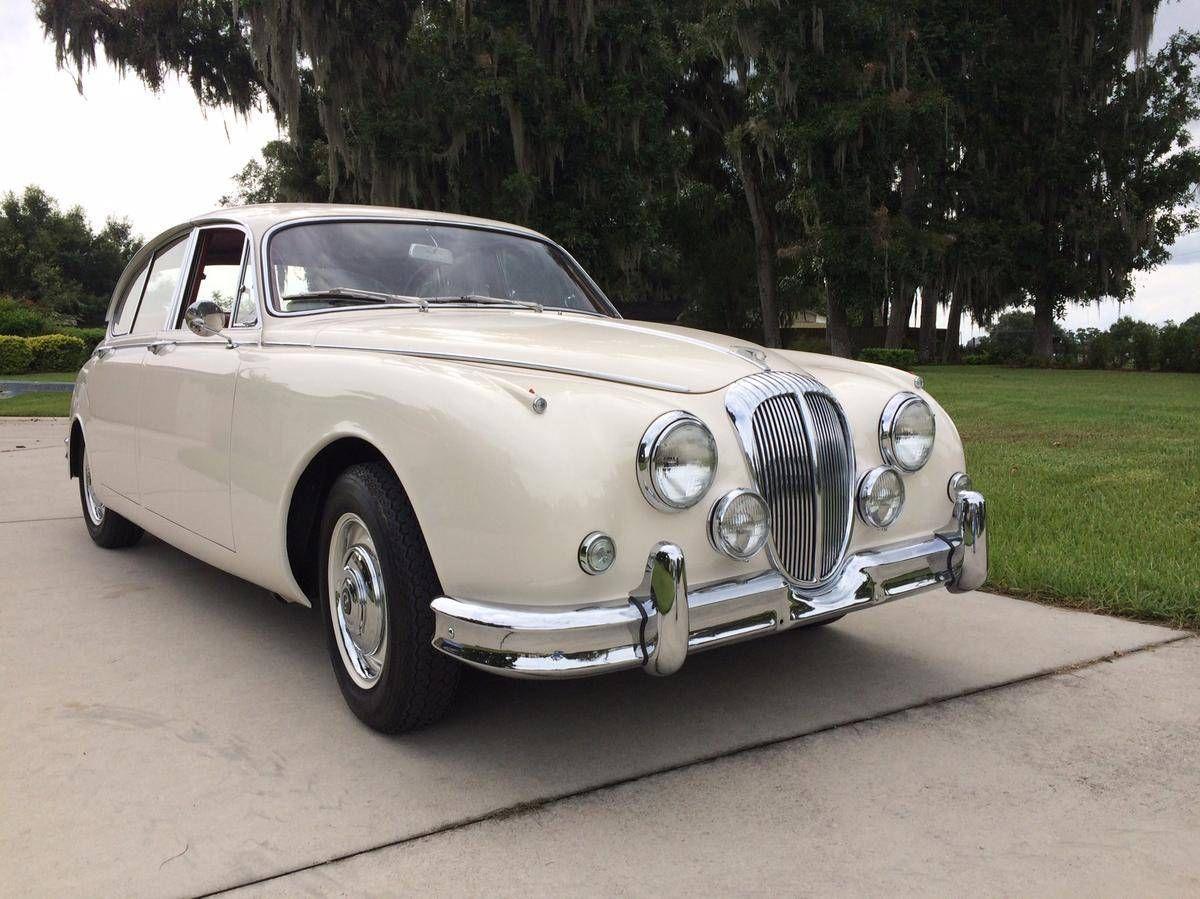 1964 jaguar mk 2 / hemmings motor news | cars: daimler | pinterest