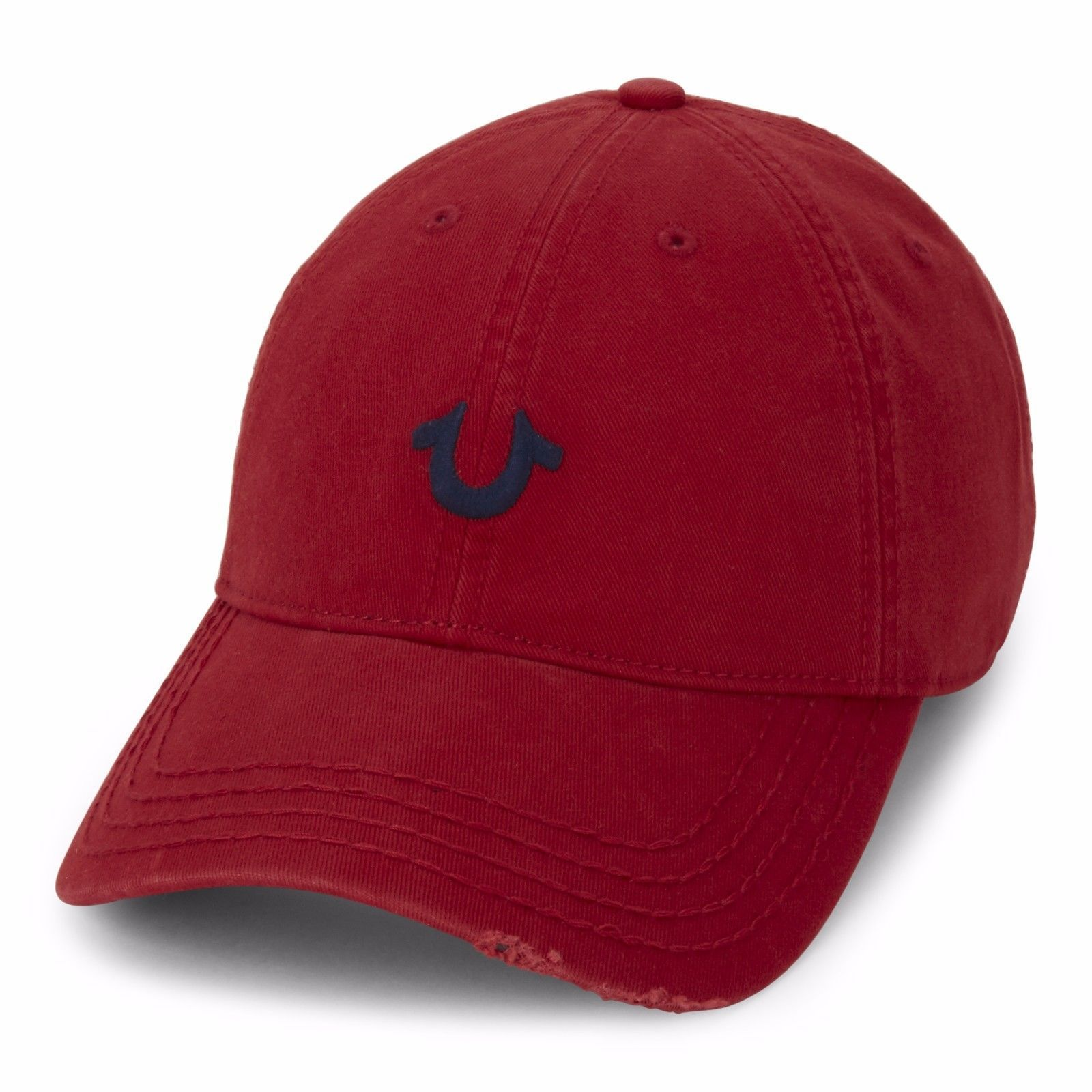 a6789e5e97070 Hats 163543  True Religion Core Logo Baseball Cap True Red -  BUY IT NOW  ONLY   48 on eBay!