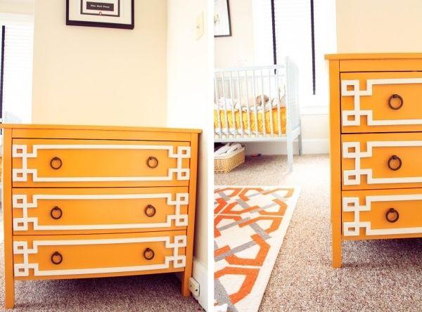 alte kommode versch nern ideen moebel babyzimmer orange kommode pinterest m bel orange. Black Bedroom Furniture Sets. Home Design Ideas