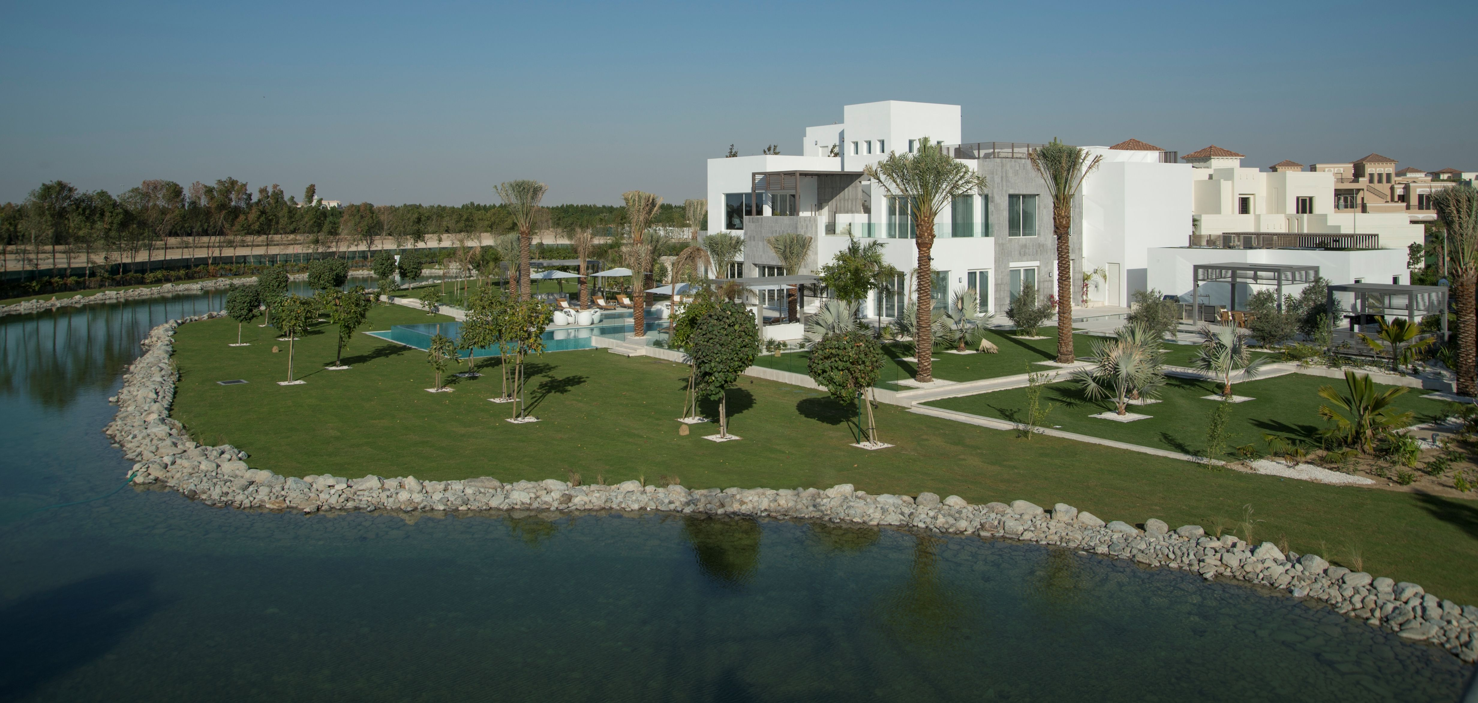 Dubai Residential Communities With Great Views Luxury Homes Dream Houses Apartments In Dubai Dubai