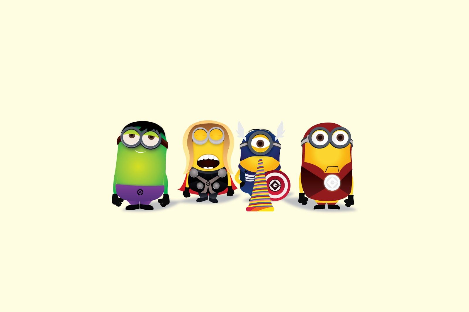 Minions Hd Wallpapers For Desktop Download 19201200 Minions