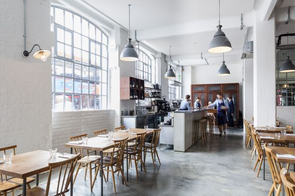 Wake Up And Smell The Coffee Restaurant Interior Cafe Interior Restaurant Interior Design