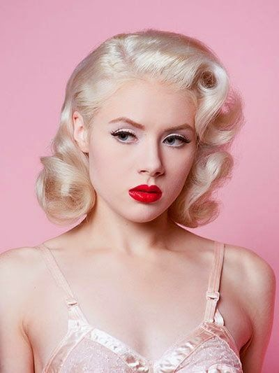 Hairstyles From The Past Gorgeous Vintage Styles Haircuts