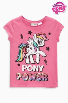 Pink My Little Pony T-Shirt (3-16yrs)