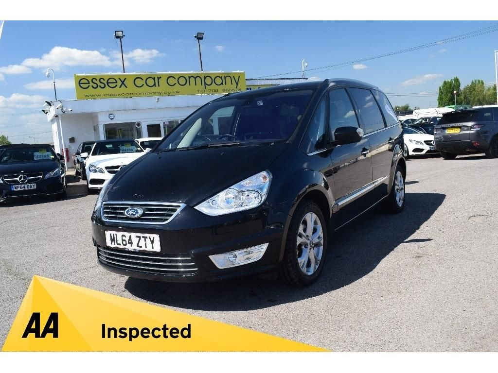Ford Galaxy Mpv 2 0 Tdci Titanium 5dr Cars For Sale Used Cars