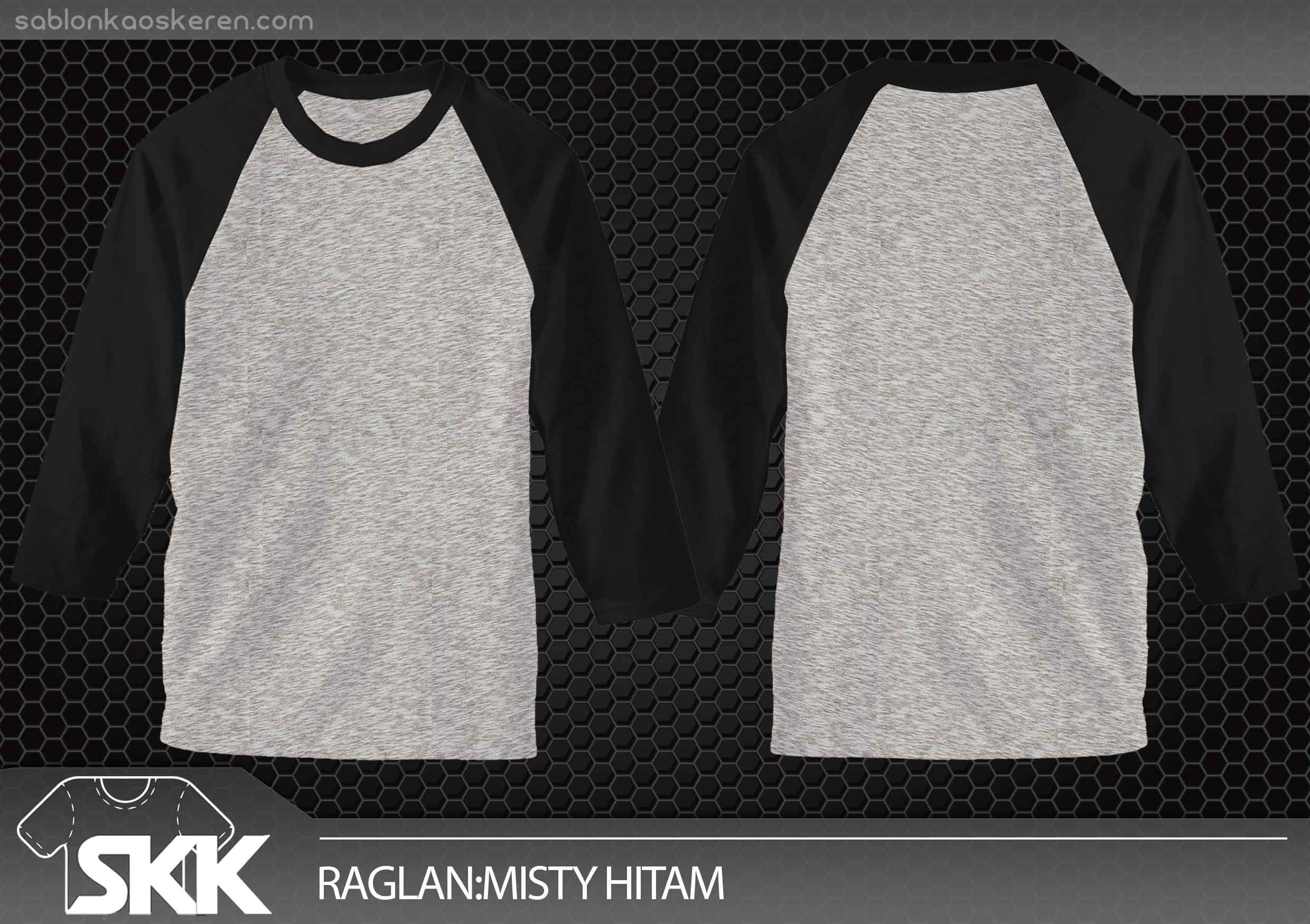 Raglan Misty Hitam Sablon Kaos Keren Mock Up Pinterest Home Tendencies Tshirt First Class M Projects To Try