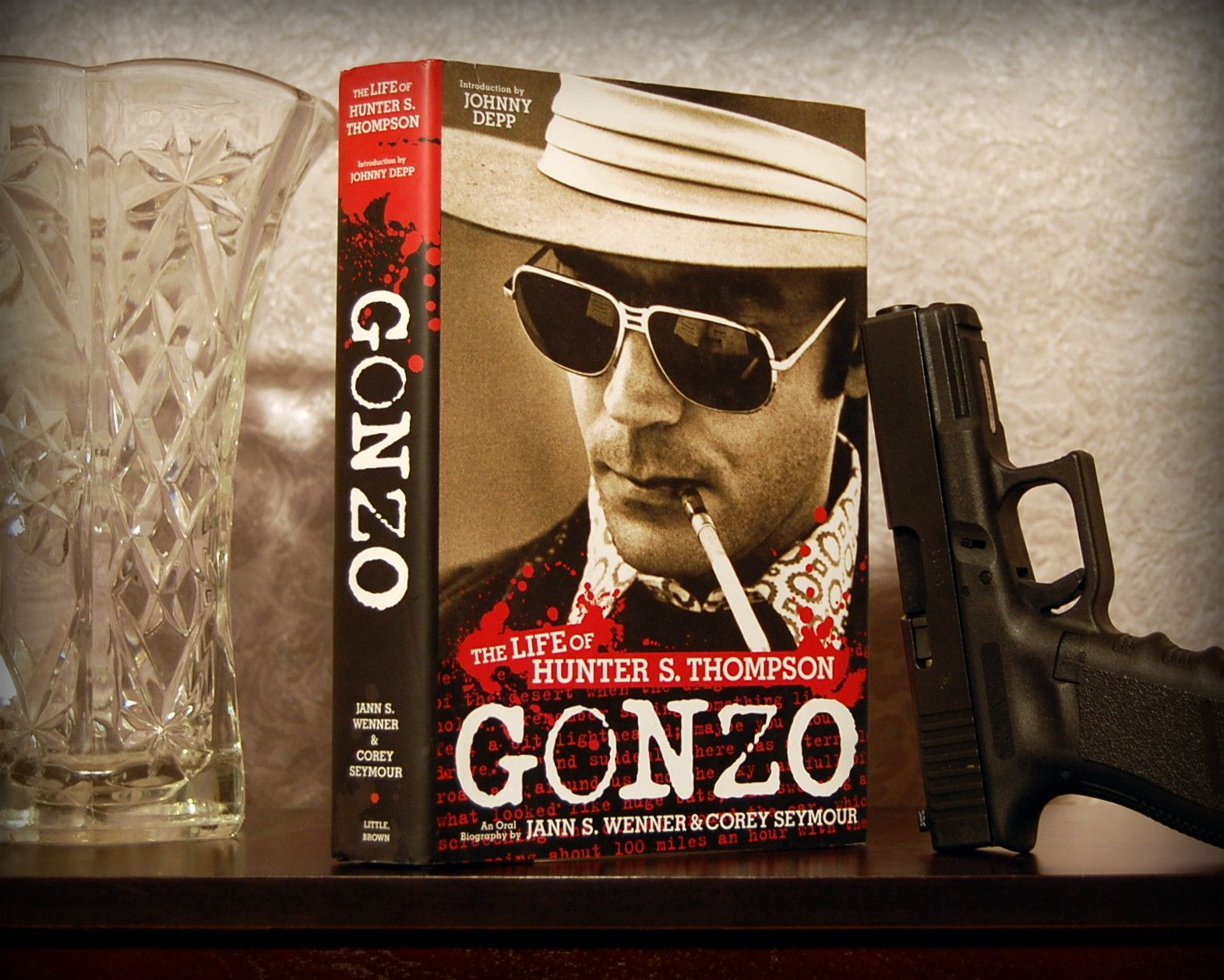 Gonzo the life of hunter s thompson wenner seymour