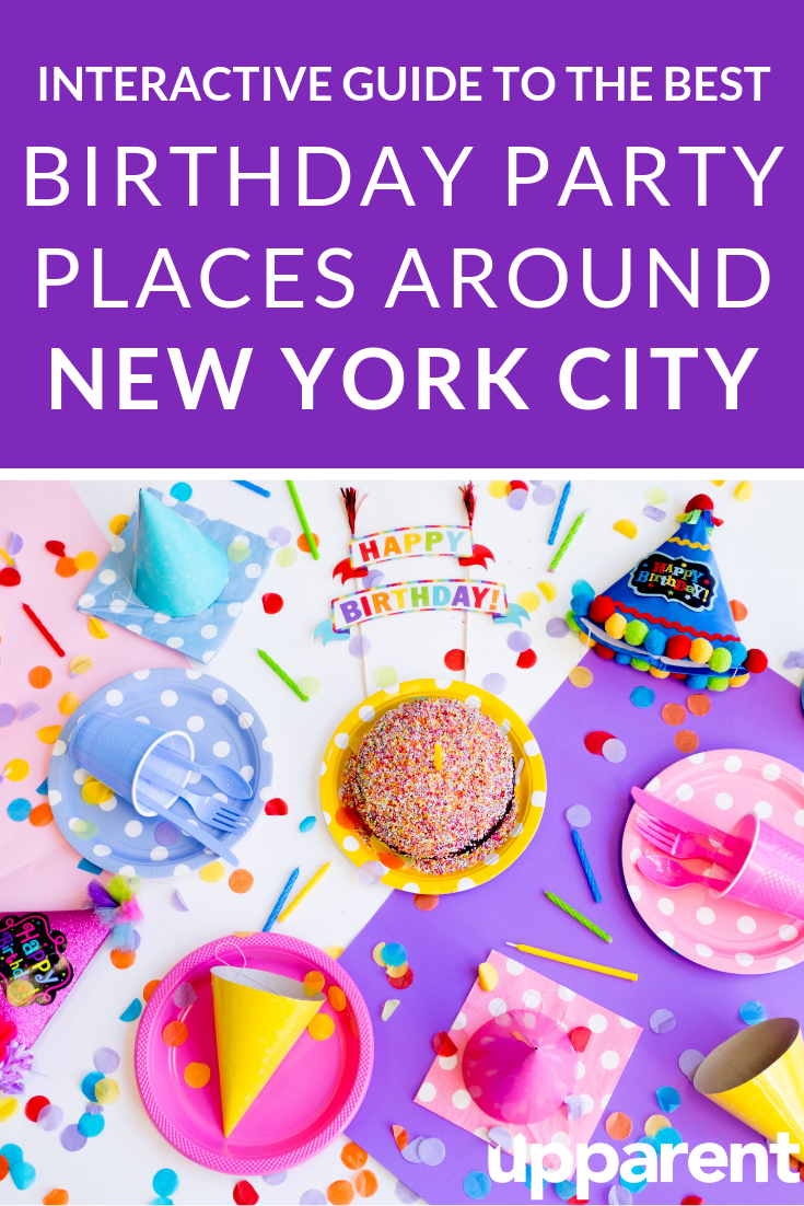 Best Kids Birthday Party Places In Nyc Birthday Party Places Party Places For Kids Birthday Party Venues