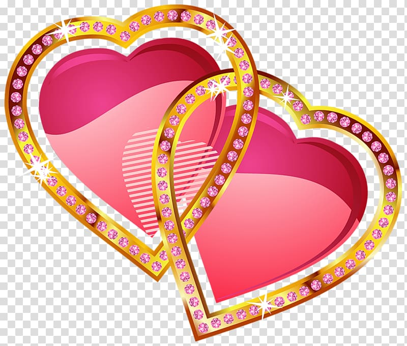 Two Hearts Two Hearts Heart Background Images