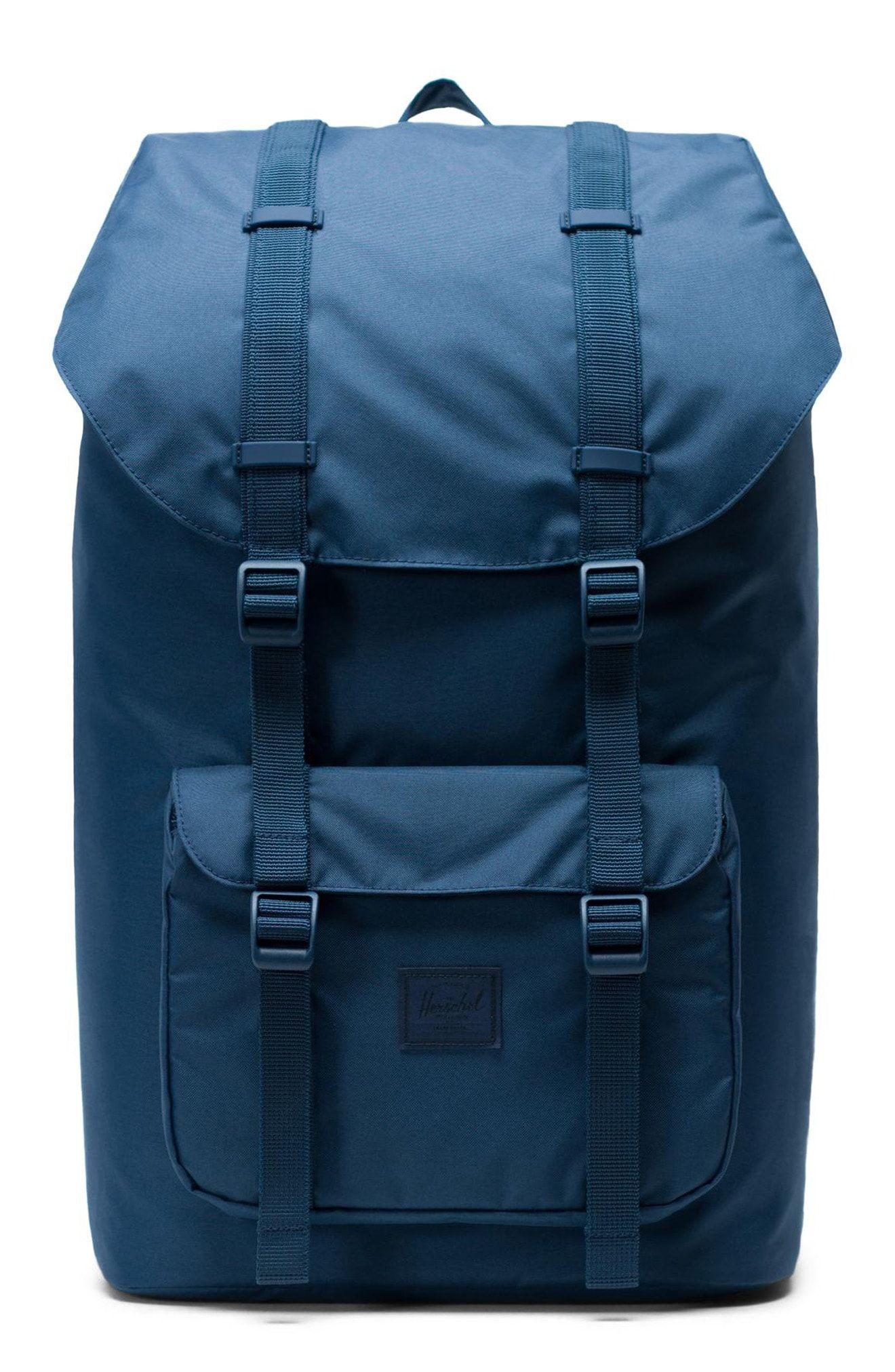 a9258602160 HERSCHEL SUPPLY CO. LITTLE AMERICA LIGHT BACKPACK - BLUE.   herschelsupplyco.  bags  backpacks