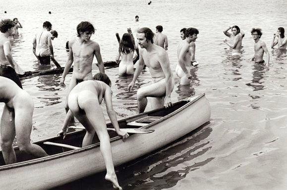 Woodstock 1969 Burk Uzzle  Woodstock, Woodstock 1969-2853