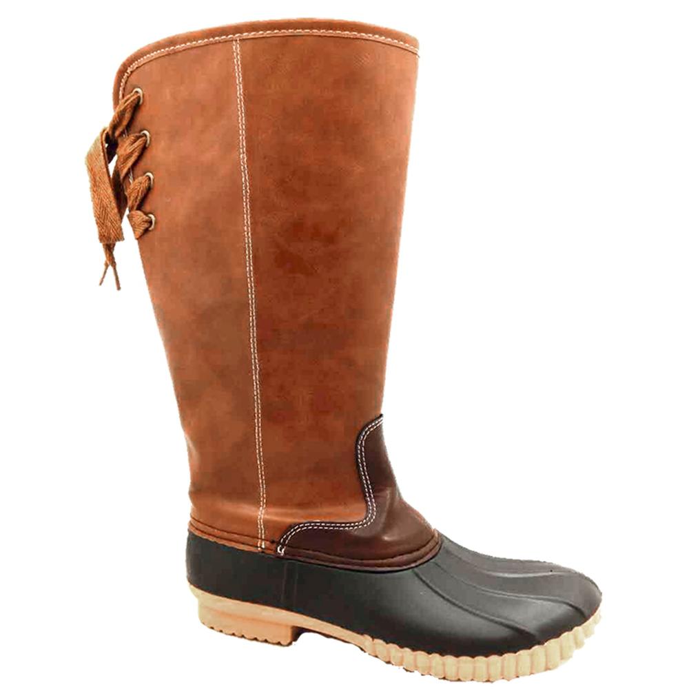 Avanti Heather Wide Calf Duck Boot