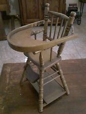 Jouets Jeux Anciens High Chair Decor Chair