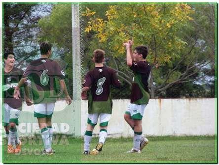 Las Divisiones Inferiores de Fútbol recibieron este Sábado por la 3º Fecha del Torneo Zona Norte al Tiro Federal de Morteros   Información e imágenes en www.clubssd.com.ar  .#VamoSSDevoto