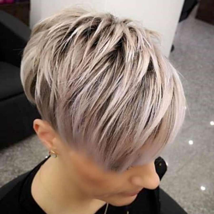 Was Sind Die Besten Frisuren Fur Sehr Dunnes Haar Kurzhaarfrisuren In 2020 Kurzhaarfrisuren Pixie Haarschnitt Fur Dickes Haar Kurzhaarschnitt Fur Feines Haar