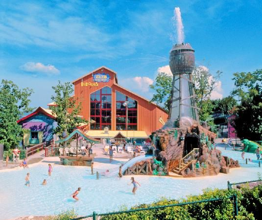 Branson Vacation, Water Parks In